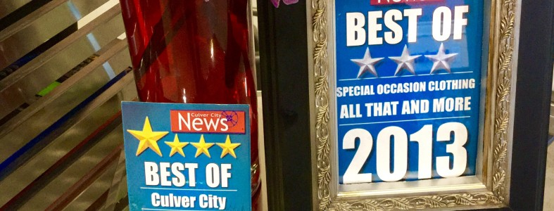 Culver City News 2014 Best Special Occasion Dress Shop