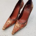 Patchwork shoe